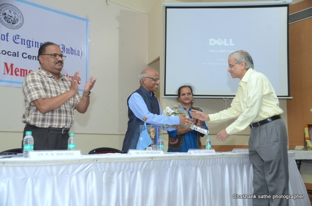 DG NWDA at Pune for the Lecture