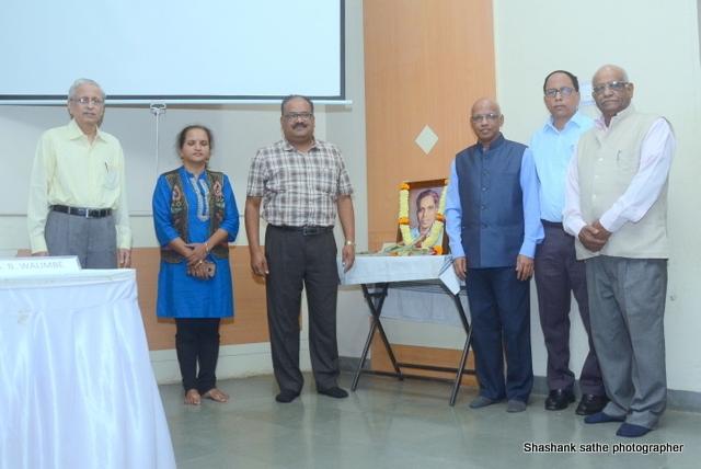 DG NWDA at Pune Local Centre