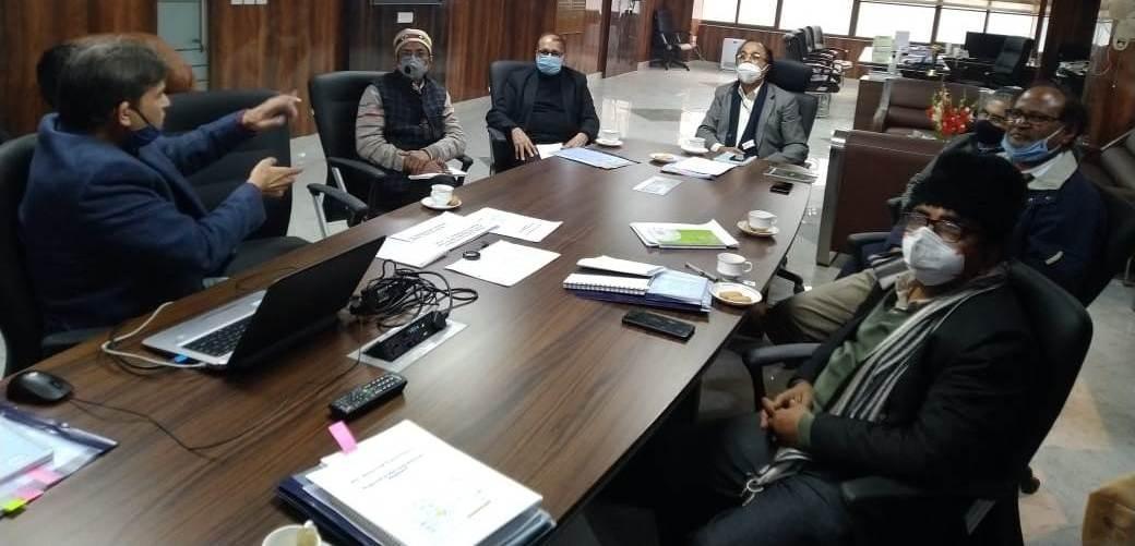 Meeting held on 14 January 2021 on KBLP Photo 1