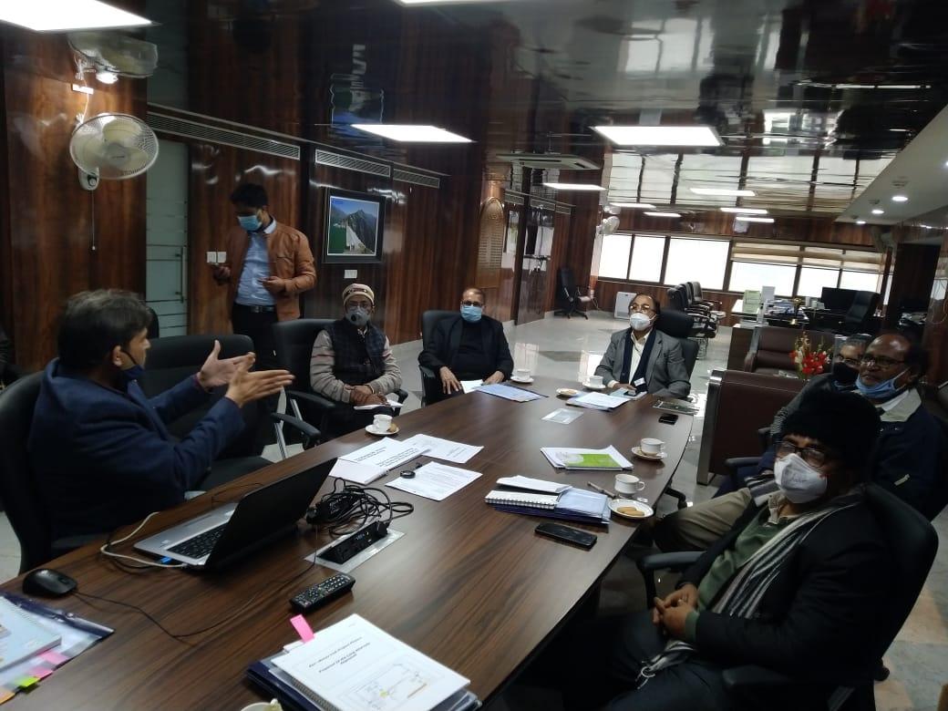 Meeting held on 14 January 2021 on KBLP Photo 2