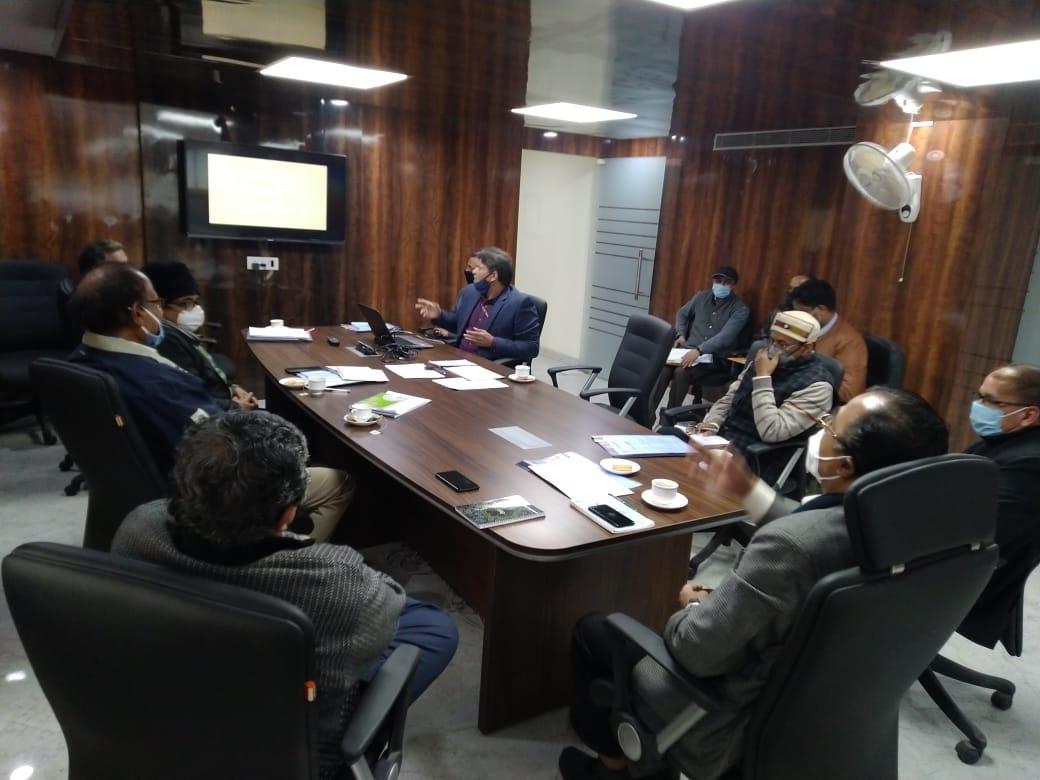 Meeting held on 14 January 2021 on KBLP Photo 3